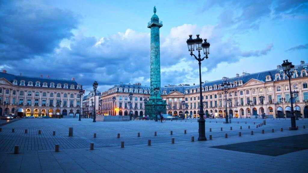 Visitez le showroom Trilobe à deux pas de la place Vendôme